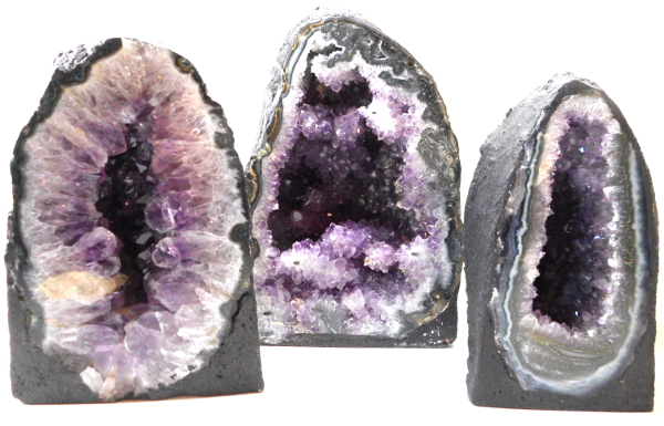 Amethyst Cathedrals