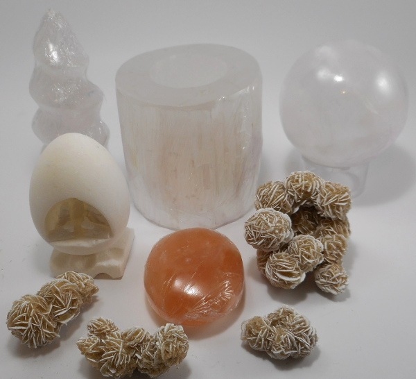 Selenite Products