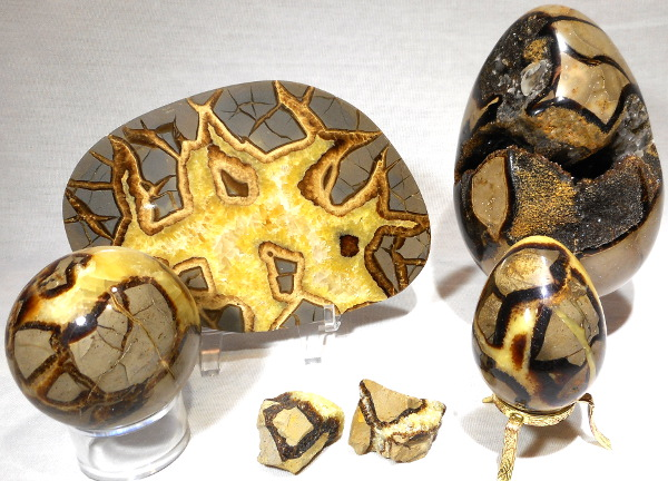 Septarian Agate