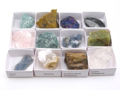 Economy Minerals & Fossils