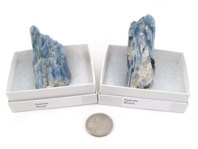 Kyanite, Large, Gift Box - 5 Pieces