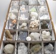 Zeolite Mineral Specimens, By The Flat