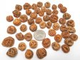 Barite 'Rose', Small - 50 Pieces